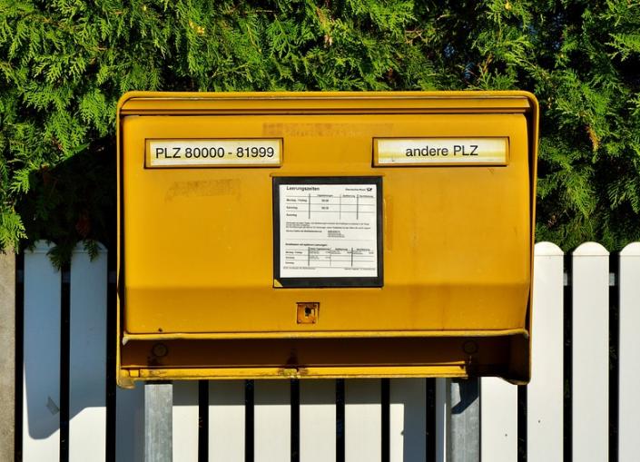 Gelber Brief